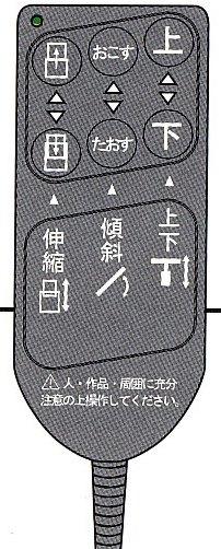 電動91D リモコン